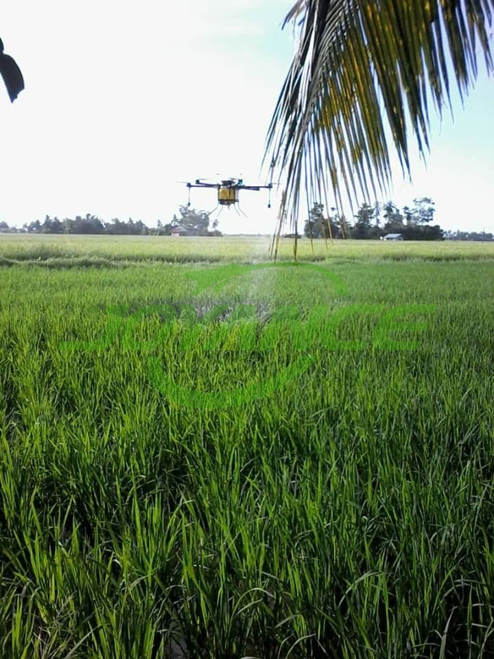 professional spraying service companies choose Joyance drones